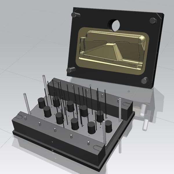 INTELLIGRAPH INC – Aluminum Injection Molding